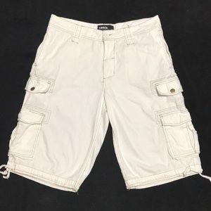 Men's Carbon Cargo Shorts